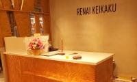 RENAI KEIKAKU様 銅板鍛造カウンター