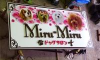 ドッグサロンMiru・Miru様