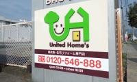(株)United Home's様